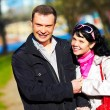 Loving couple — Stock Photo #1191127
