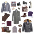 Man clothing — Stockfoto