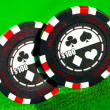 Gambling chips — Stock Photo #1204597