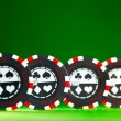 Gambling chips — Stock Photo #1205753