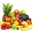 Stock Photo: Fruit