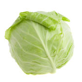 Cabbage-head — Stock Photo
