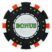 Game counter bonus — Stock Photo