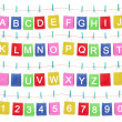 Royalty-Free Stock Photo: Alphabet