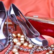 Female shoes - Stockfoto
