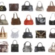 Stock Photo: 20 handbags