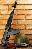 Kalashnikov automatic — Stock Photo