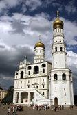 Ivan's belltower terrible — Stock Photo