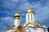 Купола церкви — Стоковое фото