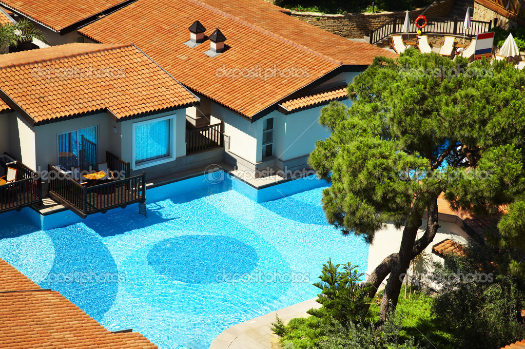 Hotel with cool swimming pool...  Photo #1323672