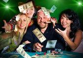 Prize of money. — Stock Photo