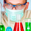 Young scientist — Stock Photo #1526578