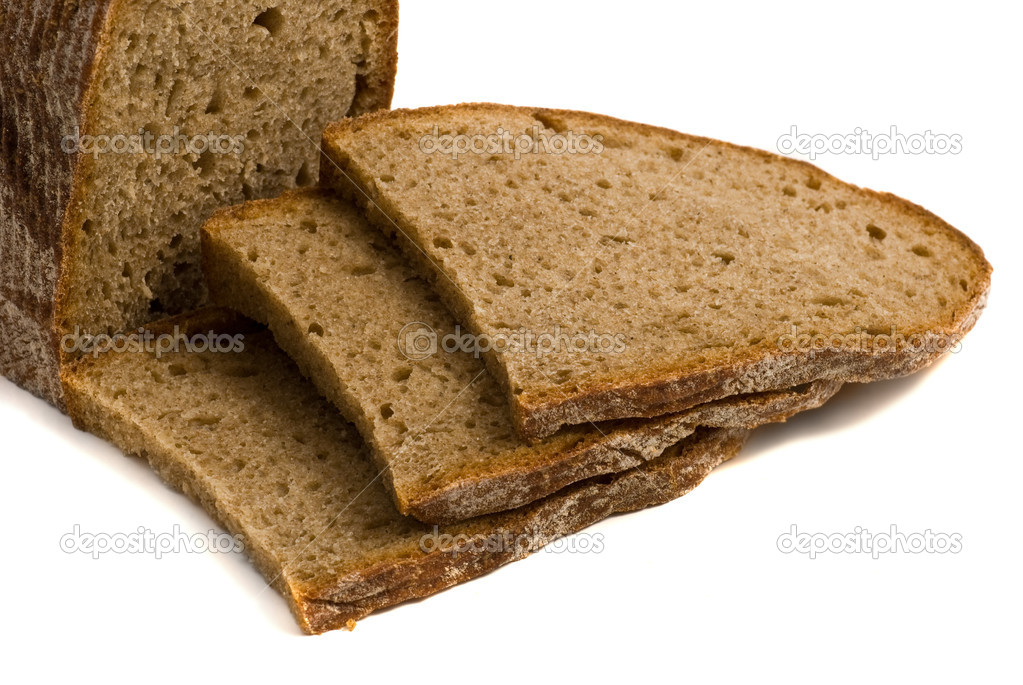 Bread loaf — Stock Photo #1099780