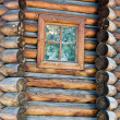 Log house — Stock Photo