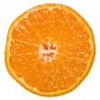Tangerine slice — Stock Photo