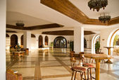 Hotel interior — Stock Photo