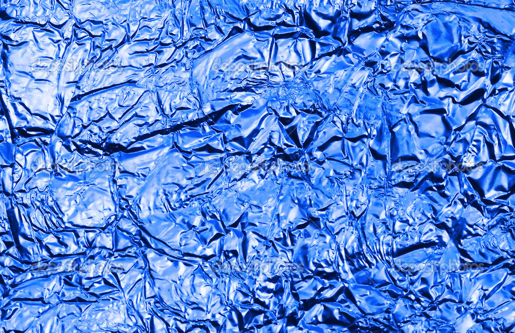 Blue metal texture  Stock Photo #1113330