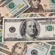 Stok fotoğraf: Americmoney banknote background