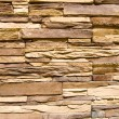 Decorative stone pattern — Stock Photo