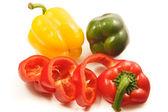Sweet (bell) pepper — Stock Photo