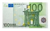 100 euro — Stock Photo