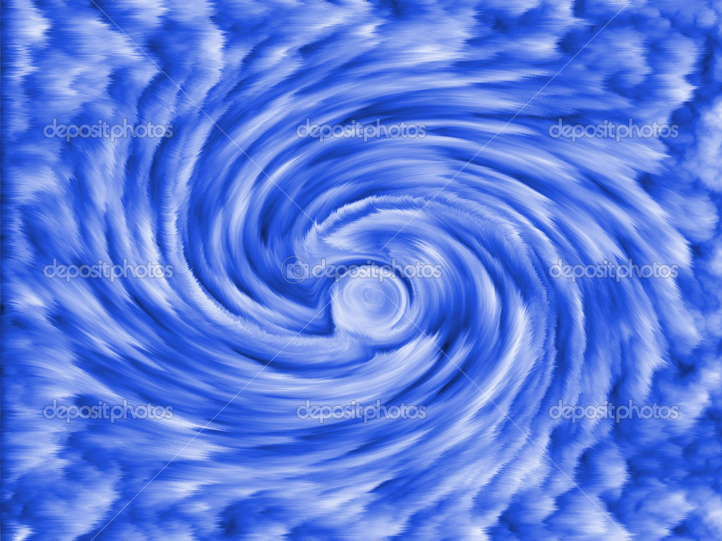 Abstract background blue twirl  Stock Photo #1149188