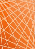 Fondo rayas naranja. — Vector de stock