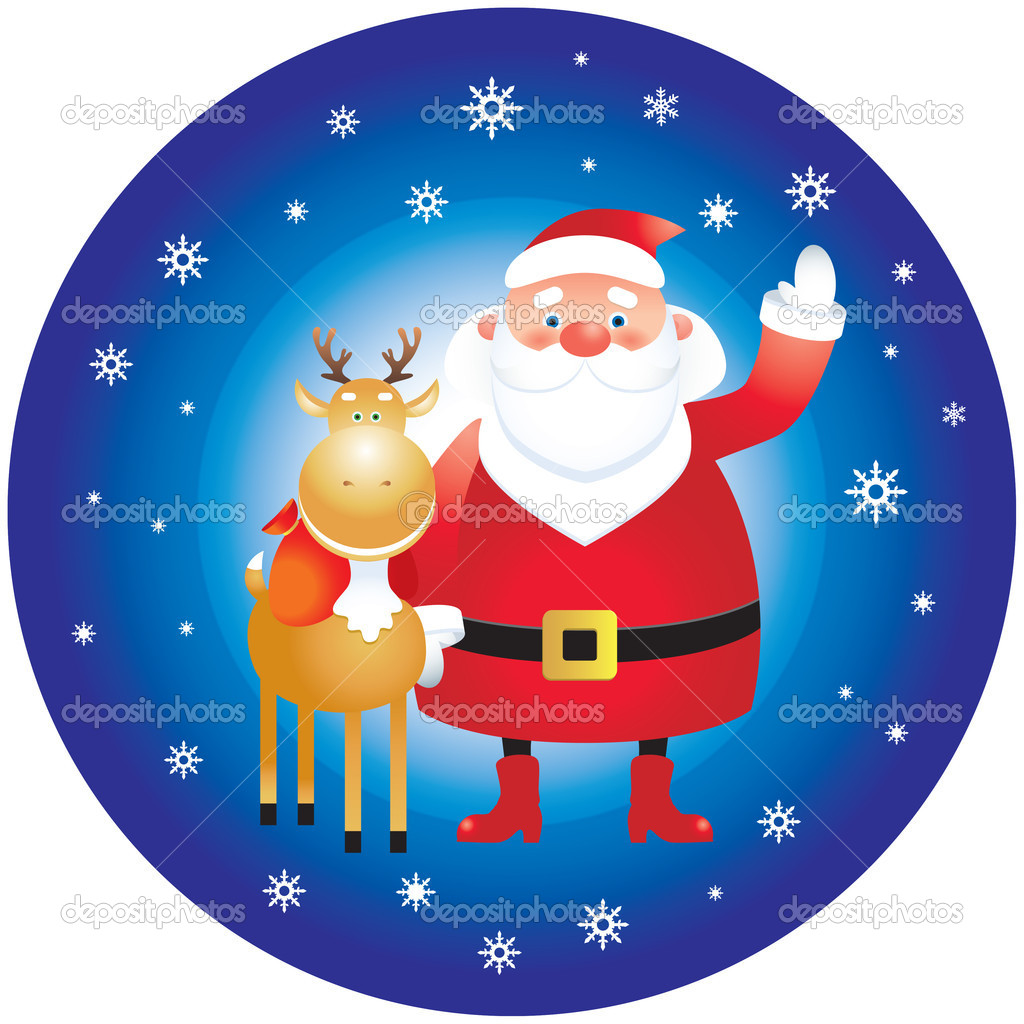 Christmas — Stock Vector #1107124