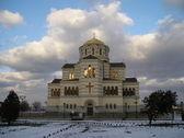 Vladimir's cathedral — Stock Photo