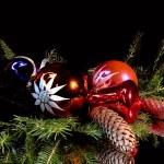 Many christmas toys. — Stock Photo #1164372