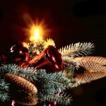 Christmas wonderful still life. — Stock Photo