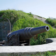 Royalty-Free Stock Photo: Old cannon.