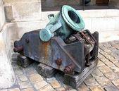 Mortar. — Stock Photo