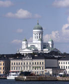 Helsinki Cathedral. — Stock Photo
