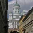Stock Photo: Helsinki Cathedral.