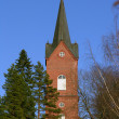 Lutheran church. - Stock Photo