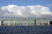 Russian imperial palace. — Stock Photo