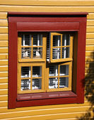 Seamans window. — Stock Photo