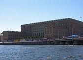Stockholm, Royal palace. — Stock Photo