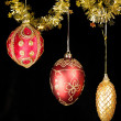 Christmas tree decoration. - Stock Photo