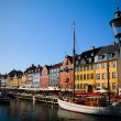Nyhavn, Copenhagen - Stock Photo
