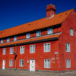 Kastellet (Copenhagen fortress) — Stock Photo