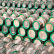 Royalty-Free Stock Photo: Barrels with wine
