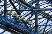 Metallist stadium — Stock Photo