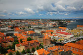 Kopenhaga, dania — Zdjęcie stockowe