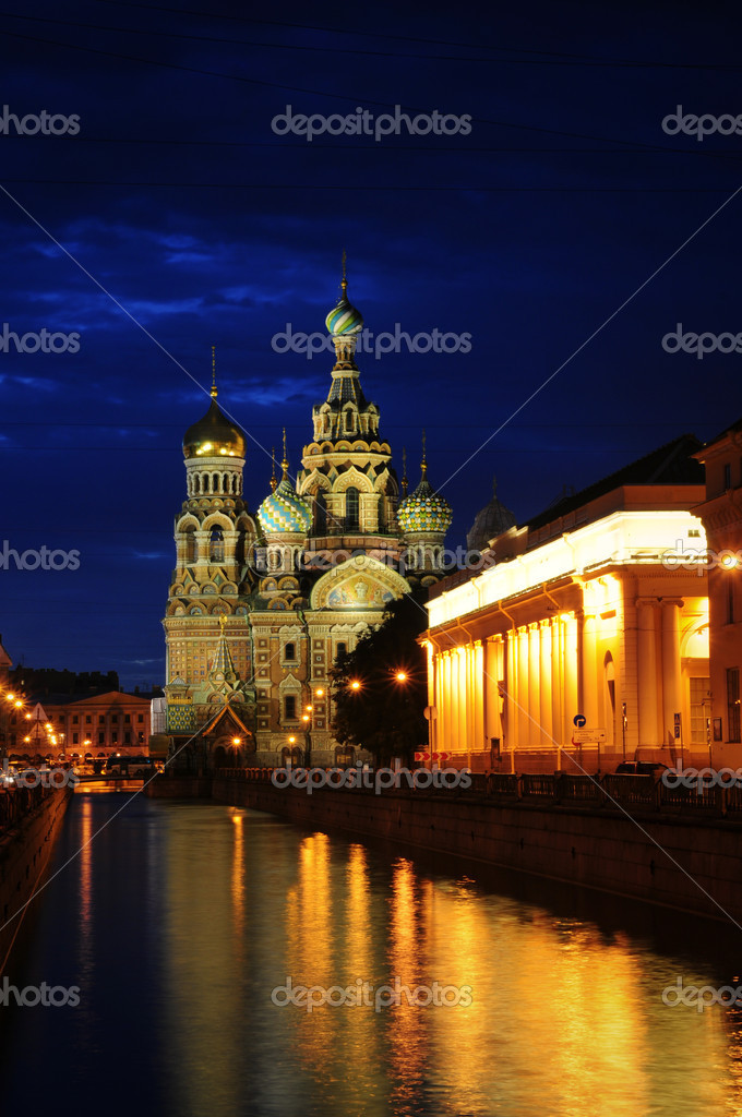 Famous russian landmark stock photo yarygin 1259434 for Famous landmarks in russia
