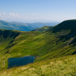 Carpathians in summertime — Stock Photo