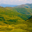 Ukraine Carpathian Mountain — Stock Photo #1262706