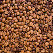 Stock Photo: Coffee texture