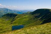 Carpathians in summertime — Stock Photo